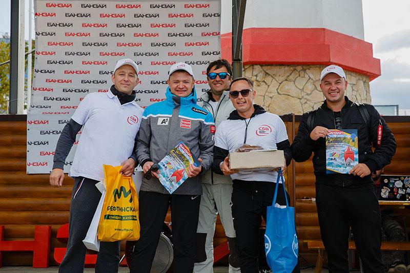 Участие команды «СБВ утилизация» в BANZAY LOCAL RACE 2020!