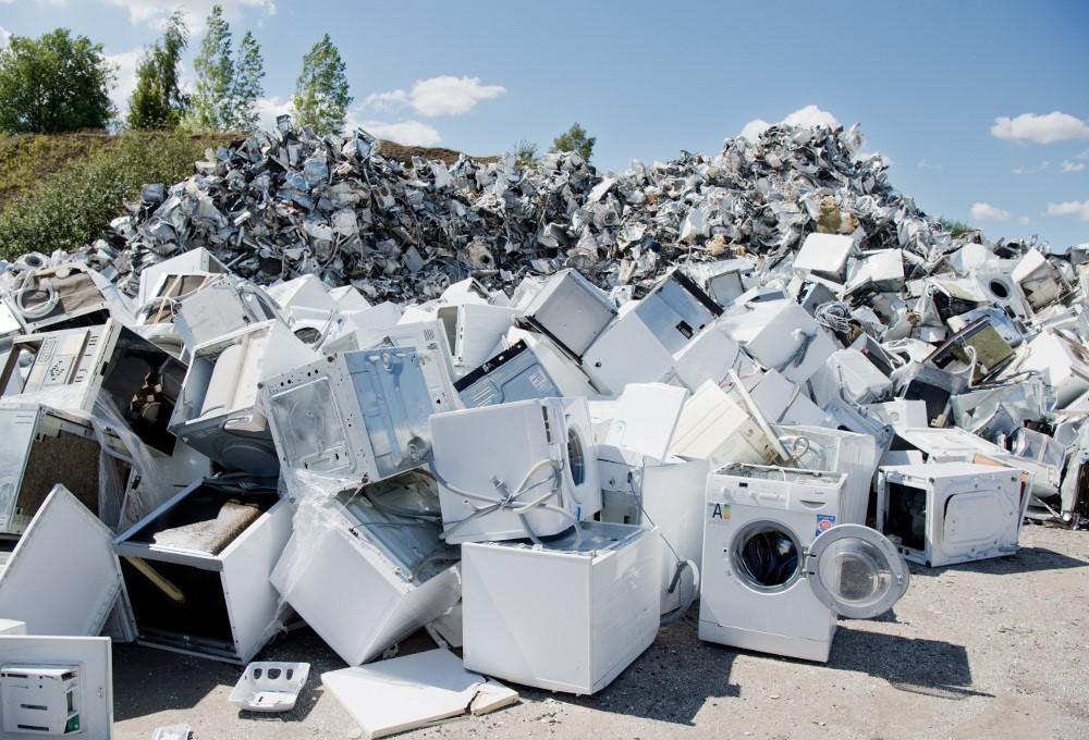 Вывоз, утилизация и переработка старой бытовой техники