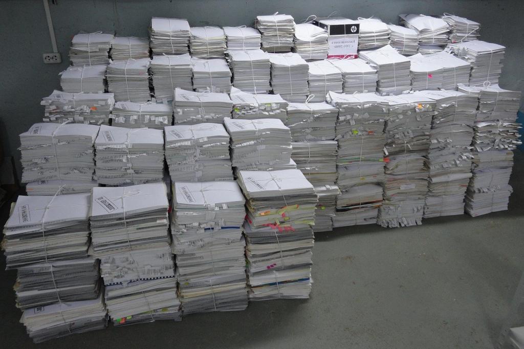 Утилизация и шредирование архивов