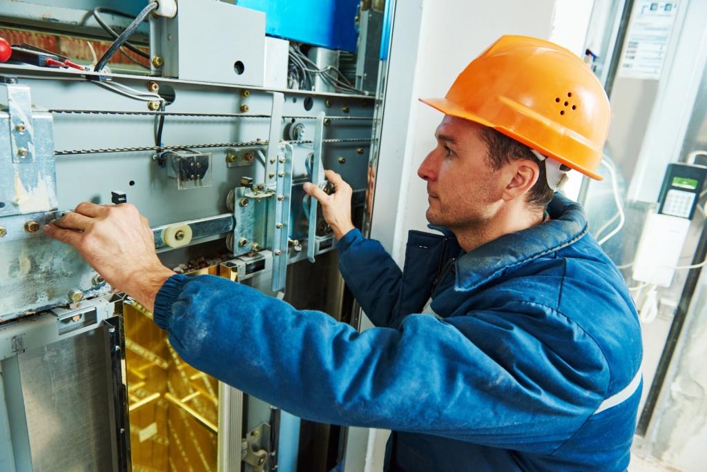 Утилизация лифтов и лифтового оборудования