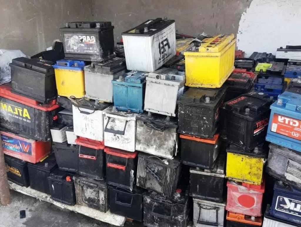Услуги по утилизации и переработке старых аккумуляторов